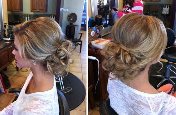 this girl has a TON of cute hairstyle ideas!:
