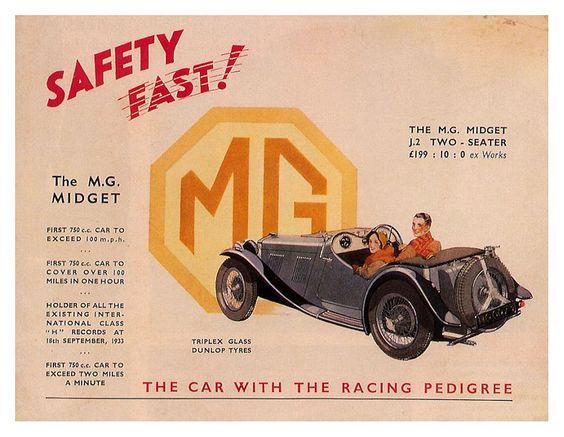 Mg midget safety
