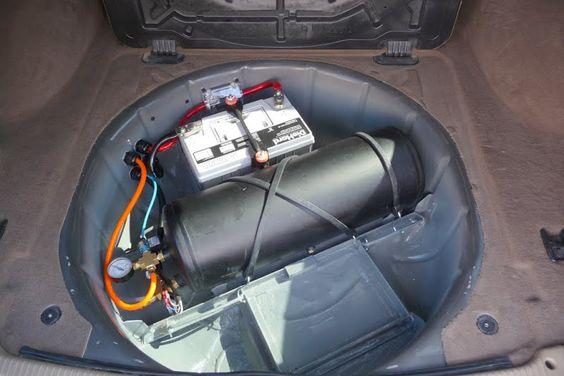 Compressor In Wheel Well Wj Jeep Pinterest Wells