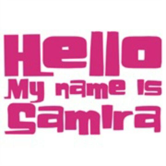 samira Archives - Free Name Designs