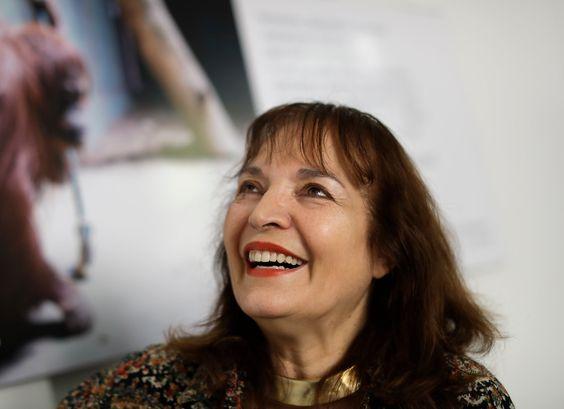 La Jueza Elena Liberatori emitió un fallo el año pasado en el que utilizó términos neutros en cuanto al género. (Victor R. Caivano/Associated Press)