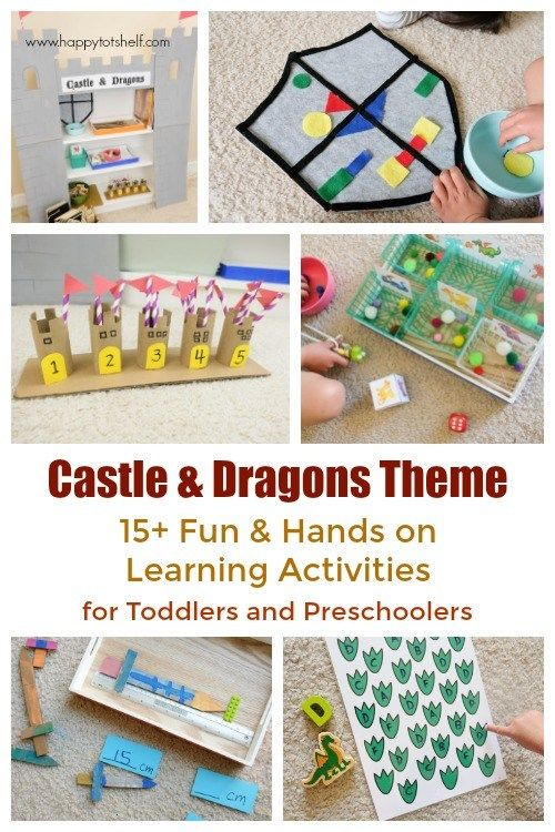 The Castle in the Classroom: Story As a Springboard for Early Literacy