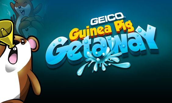 Geico`s rover romp available for both iOS and Android
