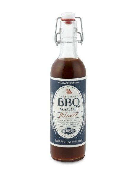 Boulevard Craft Beer BBQ Sauce