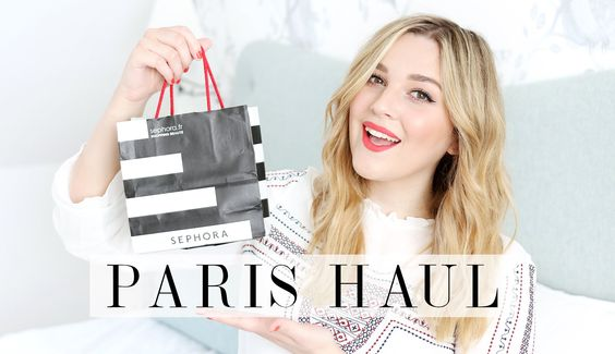 Paris Sephora Haul | I Covet Thee