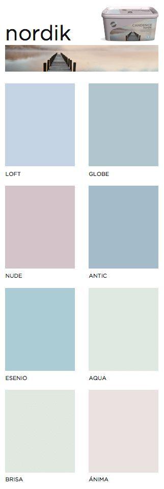 Ideas De Decoracion Nordica Low Cost Ideas Y Trucos Para Decorar Tu Casa Paletas De Colores Para Dormitorio Colores Pintura Pared Pinturas De Casas