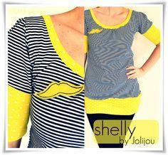 SHELLY - Designbeispiele #farbenmix