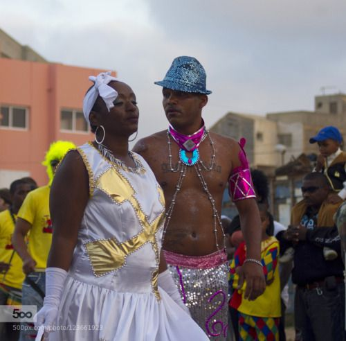 Revel :)))) Carnival Cabo Verde :) by yonka3  Cape verde carnival fashion festival live look man music street woman yonka3