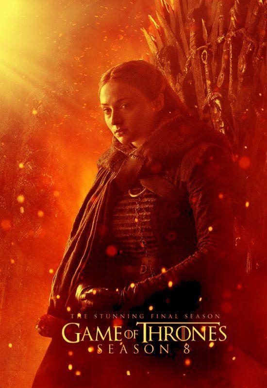 Game Of Thrones Saison 8 Streaming Ep 1 : thrones, saison, streaming, Thrones, Saison, Personnages,, Thrones,