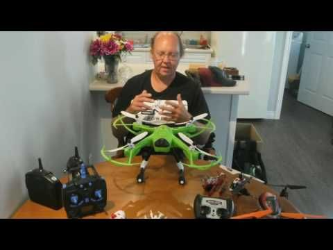 Rc Quadcopters VS Rc Helicopters are they really easy to fly
