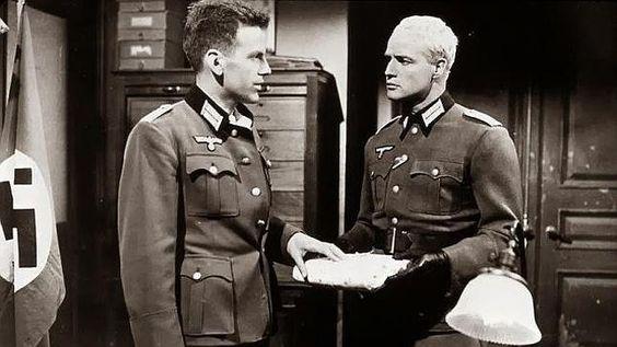 """""""El Baile de los Malditos"""" (1958) crítica de Gonzalo Naya Formoso (ABC)   World War II Social Place"""