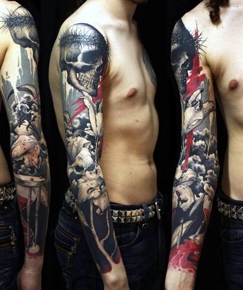 unterarm sleeve
