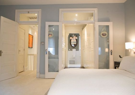 Converted Bedroom Into A Walk Through Closet From Master Bedroom To Master Bath Dc Row House