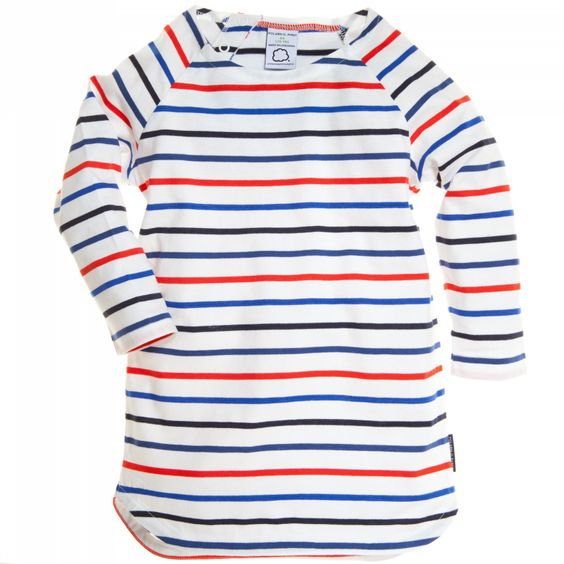 NAUTICAL STRIPE ECO TUNIC (CHILD)