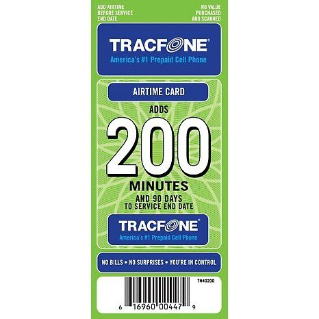 Tracfone 200 Minutes And 90 Days Of Service, 2015 Amazon Top Rated No-Contract Cell Phones #Wireless