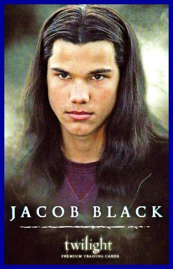 Jacob - Twilight trading card