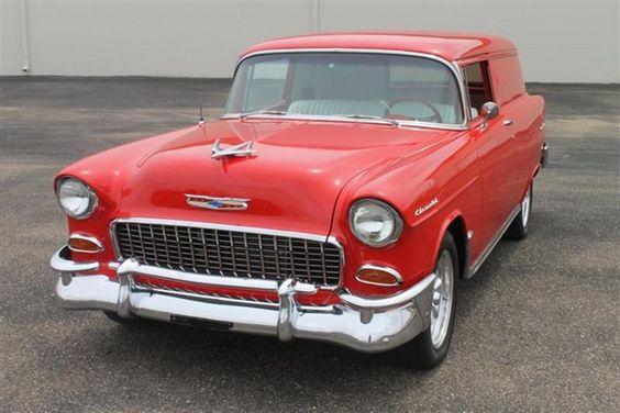1955 Chevrolet Sedan Delivery 39 000 Magnusson Classic Motors In Scottsdale Az Us For Sale 237145 Chevrolet Sedan 1955 Chevrolet Chevrolet