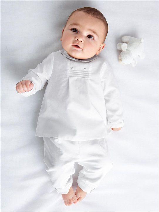 Ropa De Bautizo Para Niños Ideas Estilos Y Diseños Para Este Momento Especial Kids Outfits Baby Boy Baptism Outfit Baby Boy Clothes Newborn