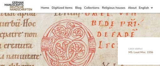 Bodleian Libraries Digital Collaboration with Herzog August Library Brings Rare German Manuscripts From Medieval Monasteries to Life | LJ infoDOCKET