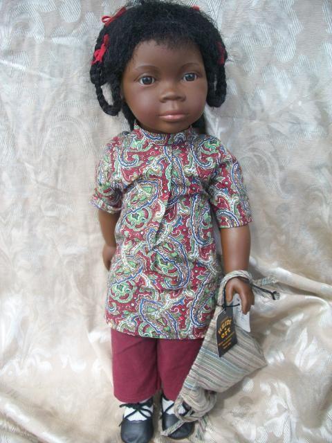 1983 HIEDI OTT AFRICAN GIRL