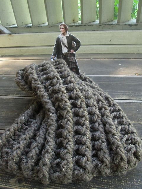 Double Crochet Outlander And Libraries On Pinterest