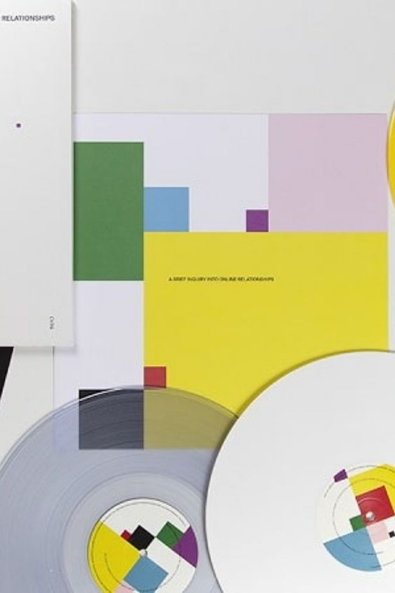 The 1975 A Brief Inquiry Into Online Relationships Standard Coloured Vinyl The 1975 Wallpaper The 1975 Poster The 1975 Album