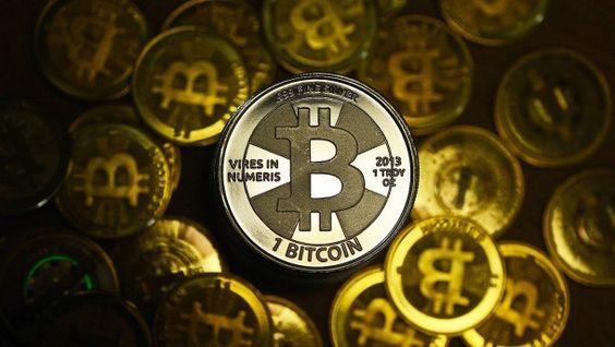 Der Kurs des Bitcoin in Dollar ist nach dem Diebstahl stark eingebrochen.