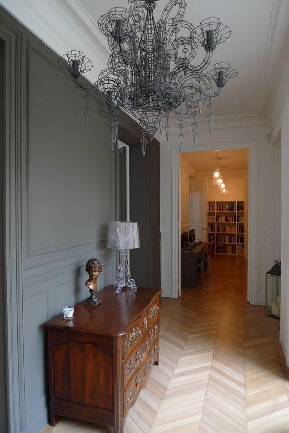 Appartement parisien.