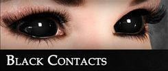 Halloween Contacts, Special Effects Lenses for Costume or Cosplay by ExtremeSFX