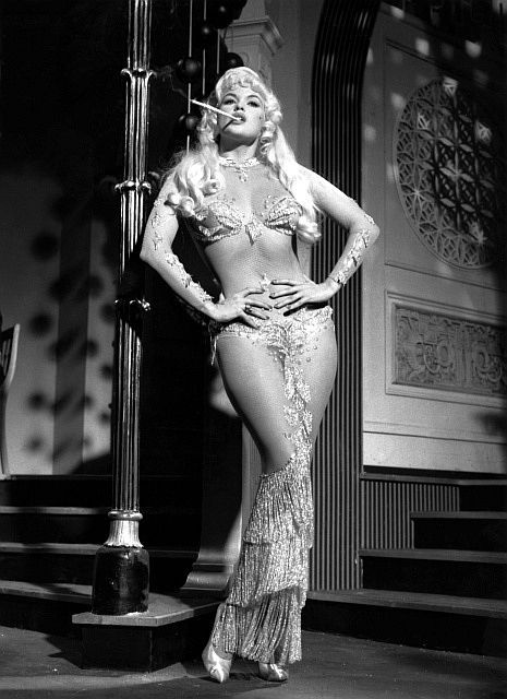 """I didn`t come to Hollywood to be the girl next door. I came to be a movie star."" --Jayne Mansfield"