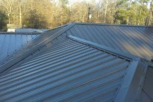 Learn How Much It Costs To Install Or Replace A Metal Roof Roof Cost Aluminum Roof Metal Roof Cost