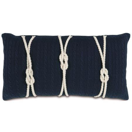 rope pillow