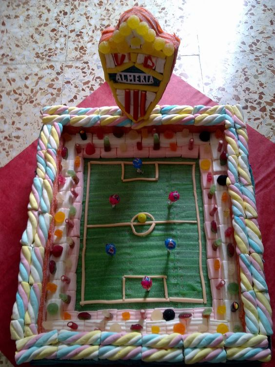 La casita de las chuches campo de futbol de chuches - Casitas de campo ...