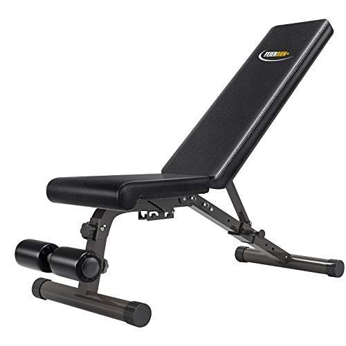 Feierdun Adjustable Workout Bench Utility Weight Benches