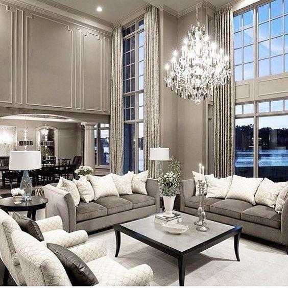 Contemporary Living Room Inspirational Interior Ideas Formal Living Room Decor Elegant Living Room Luxury Living Room Elegant small living room designs