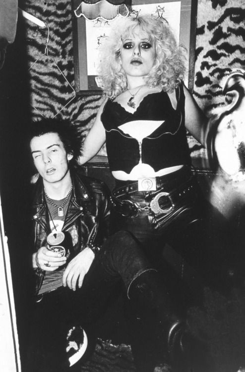 5to1 (Tumblr): Sid &Nancy:
