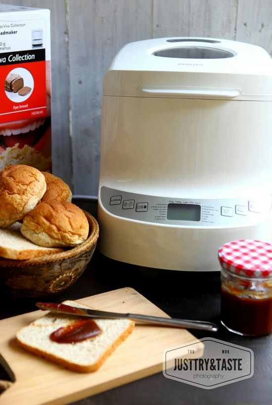 Cinnamon Raisin Bread Dengan Bread Maker Jtt Resep