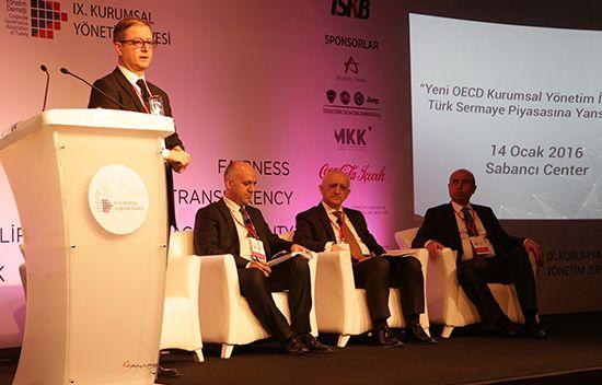 Türk şirketlerine iyi haber - Yeni OECD Kurumsal Yönetim İlkeleri kurumsallaşmayı getiriyor