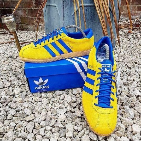 adidas gazelle gialle blu