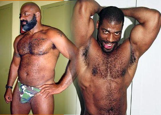 Hairy Naked Black Men 70