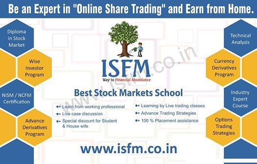 Looking for an #Share Market Training #Institute in Gurgaon. #ISFM ...