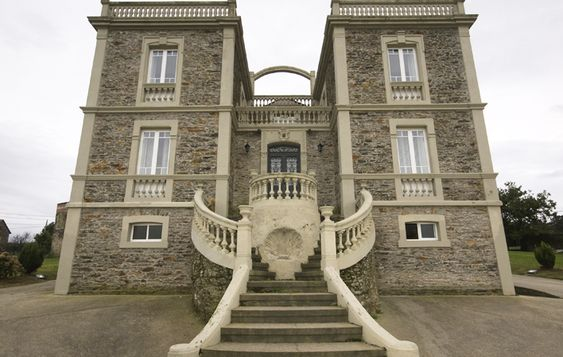 Casa de indianos villa auristela navia asturias espa a a s t u r i a s patria querida - Casa de asturias madrid ...