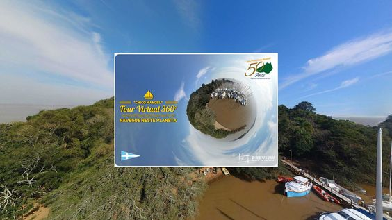 Tour Virtual na Ilha Chico Manoel Continue lendo → http://preview.is/2afaZkf #IlhaChicoManoel #ImagensAéreas #TourVirtual360º #VeleirosDoSul
