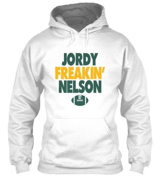 Jordy Freakin' Nelson   Teespring   GO PACK GO   Pinterest ...