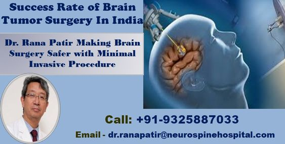 Minimally Invasive Brain Tumor Surgery in India