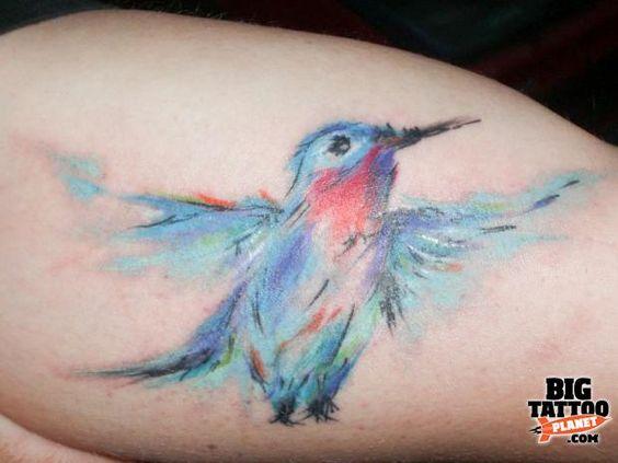 bird. abstract. tattoo.