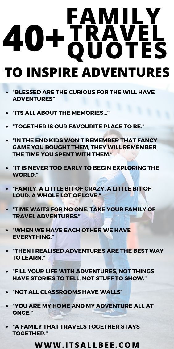 Family Trip Quotes 41 Perfect Family Travel Quotes For Ig Captions Itsallbee Solo Travel Adventure Tips Vacation Quotes Funny Family Travel Quotes Insightful Quotes