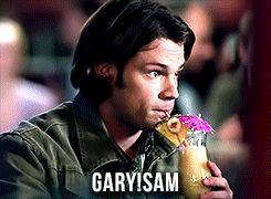 Gary!Sam...