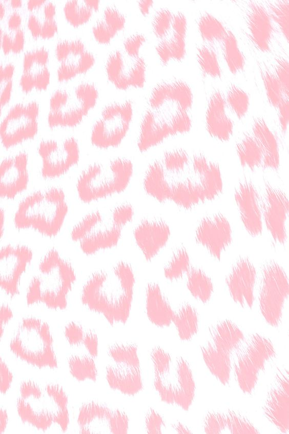 Baby pink cheetah print background - photo#5