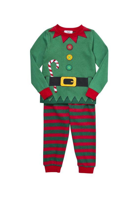 clothing at tesco f f elf pyjamas nightwear. Black Bedroom Furniture Sets. Home Design Ideas